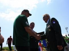 Veterani dobitniki priznanj