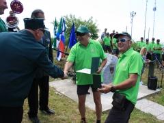 Priznanje zasavski veteranski pohodni skupini